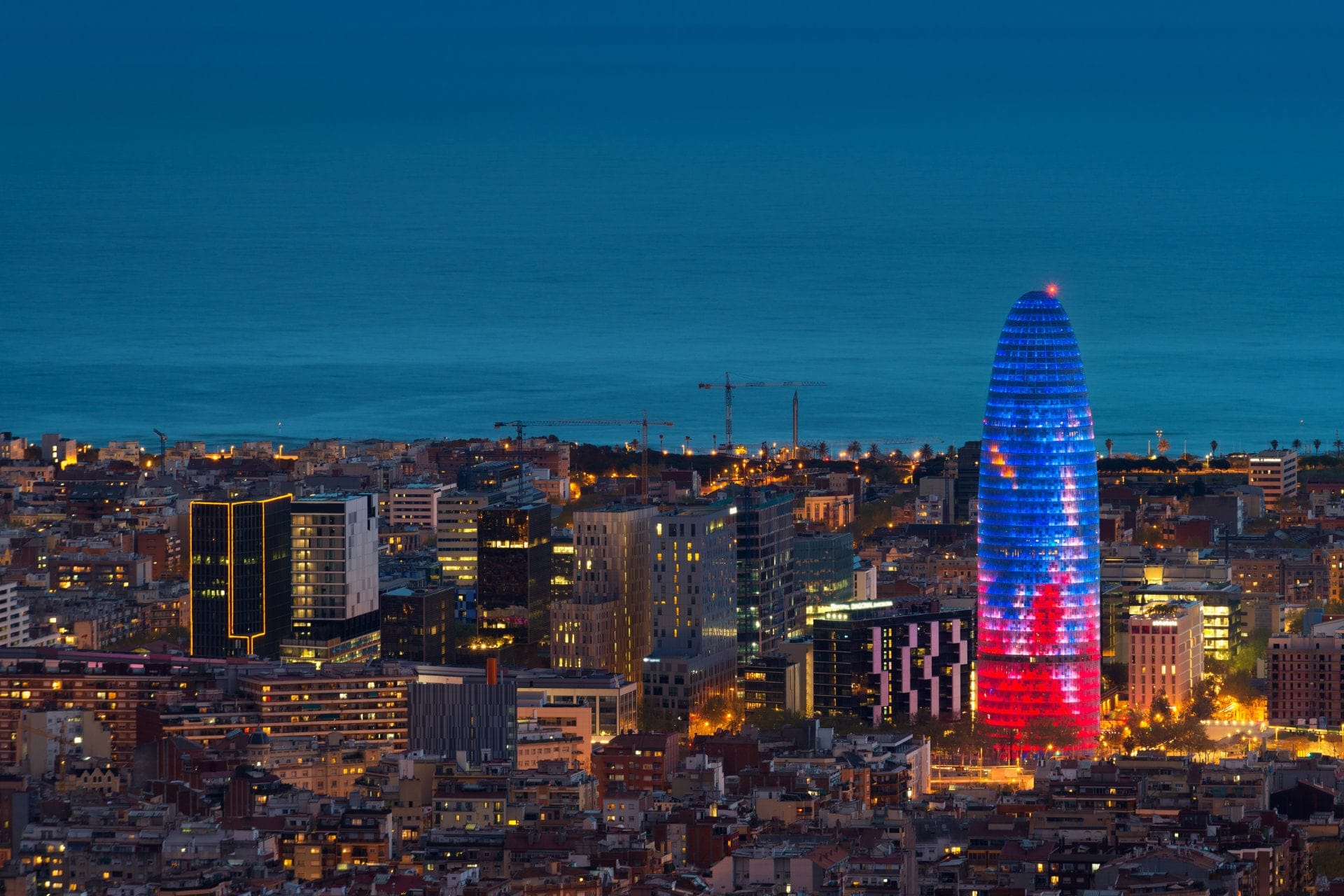 Glenwell Group moves its Barcelona's headquarters to the Torre Glòries