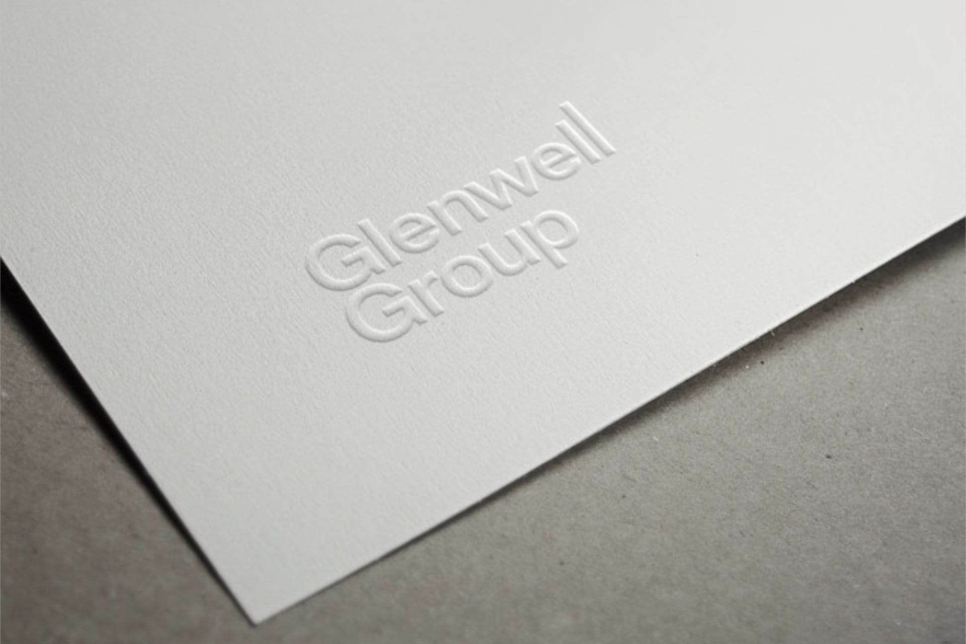 Glenwell Group launches its rebranding with new corporate identity and website