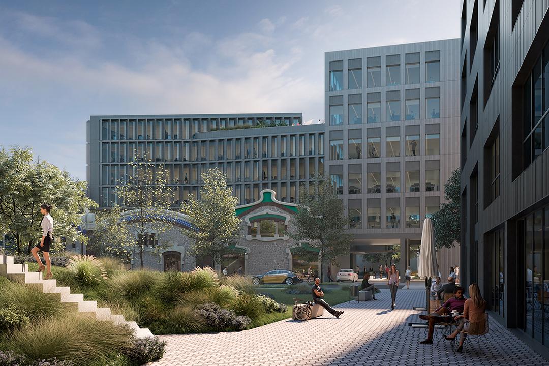 Glenwell Group ha cerrado la venta de su Proyecto de oficinas en España